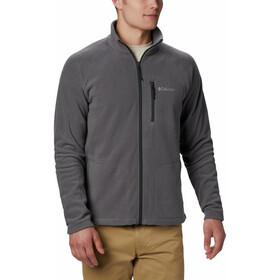 Columbia Fast Trek II Veste polaire zippée Homme, city grey